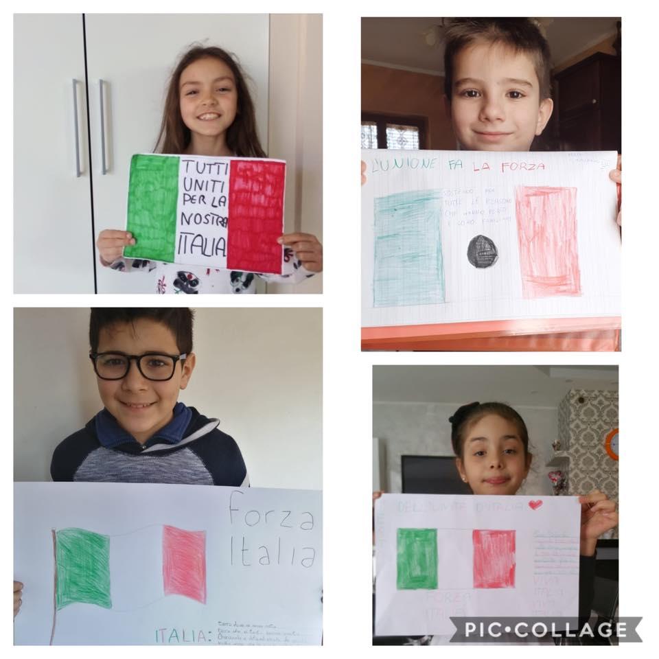 Anniversario dell'Unità d'Italia 17 Marzo 2020