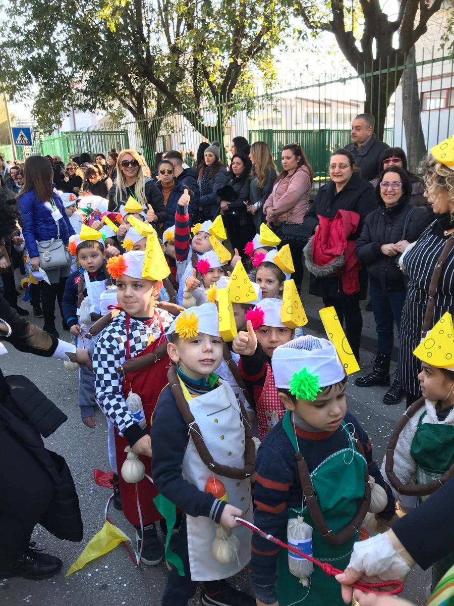 Carnevale infanzia