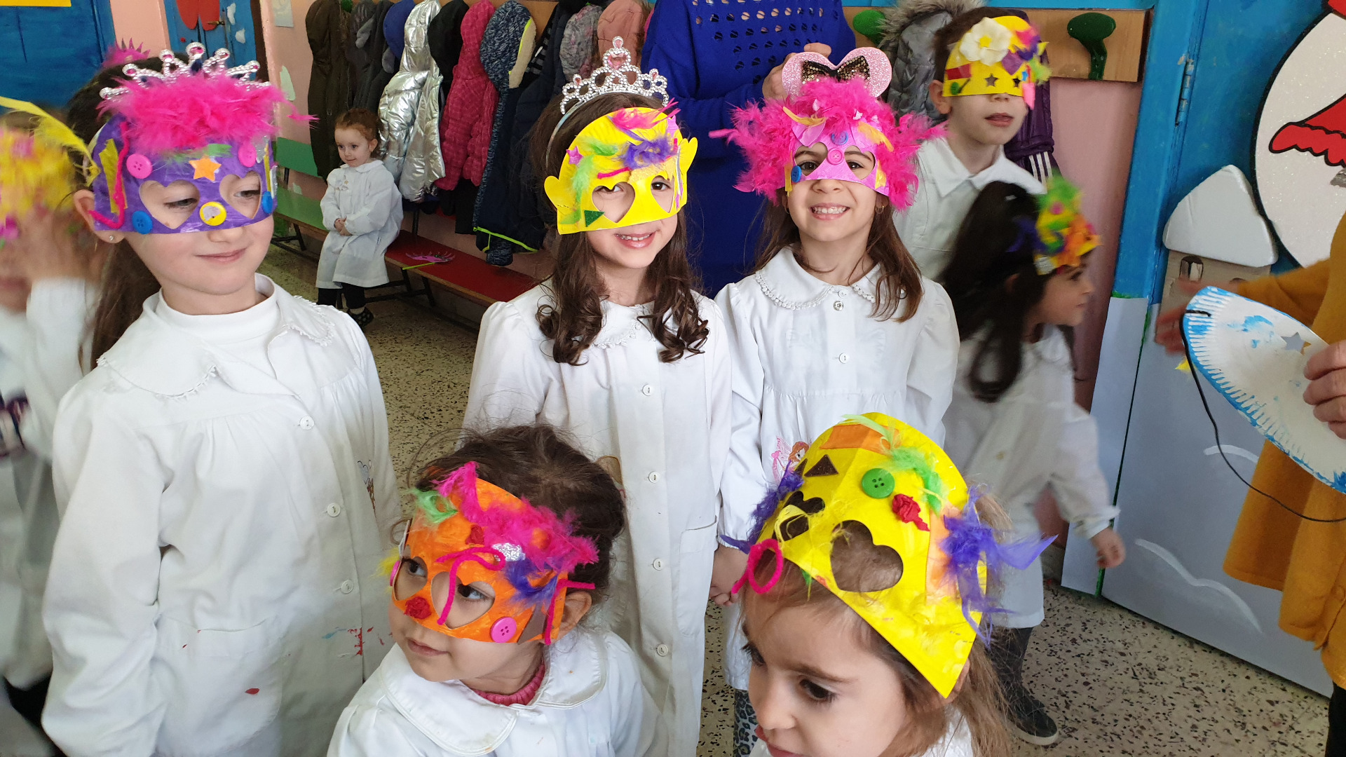 Carnevale 2020 sc infanzia